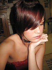 Sweet brunette teen pictures